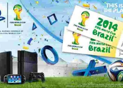 Разыгрываются билеты на Чемпионат мира по футболу!