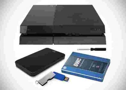 Замена жесткого диска в Playstation 4 — доступны новые модификации от OWC