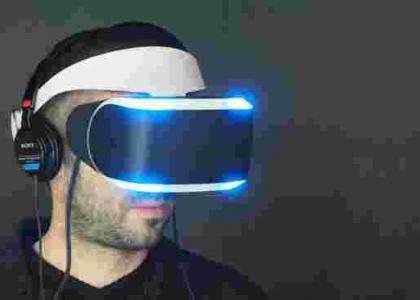 Очки виртуальной реальности для PS4 — Project Morpheus