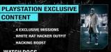Эксклюзивные миссии Watch Dogs в PS4-версии